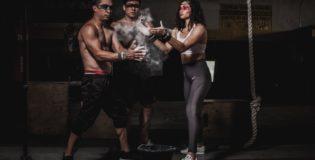 Trzeba być aktywnym fizycznie