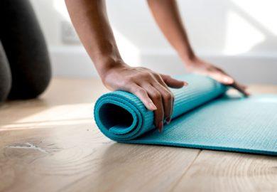 Aktywność fizyczna – codziennie minimum 20 minut